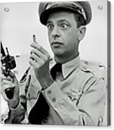 Don Knotts Acrylic Print by Mountain Dreams