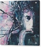Don't Think Twice It's Alright Acrylic Print by Paul Lovering