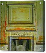 Drayton Hall 12 Acrylic Print by Ron Kandt