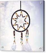 Dream Catcher Acrylic Print by Amanda And Christopher Elwell