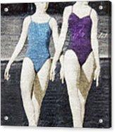 Dream Of Dance Acrylic Print by Deborah Smith