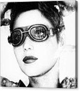Dreamer Acrylic Print by Bob Orsillo