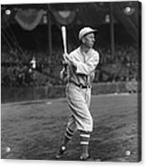 Eddie Collins Sr. Swing Pre Game Acrylic Print by Retro Images Archive