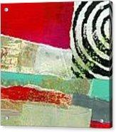 Edge 49 Acrylic Print by Jane Davies