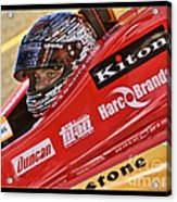 E.j. Viso Acrylic Print by Blake Richards