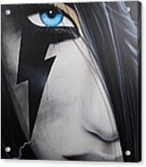 'electric Sin' Acrylic Print by Christian Chapman Art
