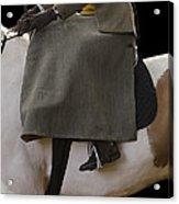 Elegance Acrylic Print by Linsey Williams
