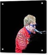 Elton Acrylic Print by Aaron Martens