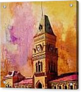 Empress Market Acrylic Print by Catf