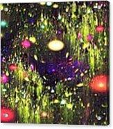 Enchanted Meadow Acrylic Print by Anastasiya Malakhova