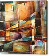 'endless Shift' Acrylic Print by Michael Lang