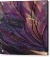 Entwined Acrylic Print by Gaby Tench