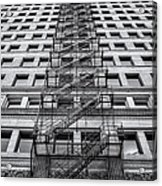 Escape Acrylic Print by Scott Norris