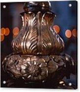 Eternal Flame Of Saint Peter Acrylic Print by Anna Lisa Yoder