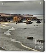 Faint Patches Of Sun Acrylic Print by Adam Jewell