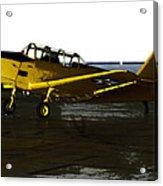 Fairchild Pt-26 Acrylic Print by Steven  Digman
