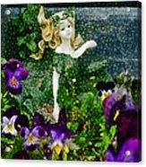 Fairy Dust  Acrylic Print by Steve Taylor