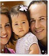 Family Portrait Acrylic Print by Don Hammond