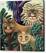 Family Portrait Acrylic Print by Jerzy Marek