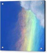 Fascinating Phenomena Acrylic Print by Scott Cameron