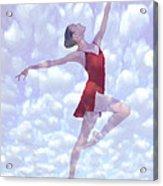Feels Like Heaven Acrylic Print by Steve K