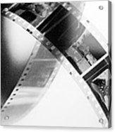 Film Strip Acrylic Print by Toppart Sweden