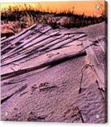 Fire Island Acrylic Print by JC Findley