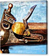 Flintlock Acrylic Print by Marty Koch