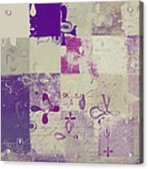 Florus Pokus 02d Acrylic Print by Variance Collections