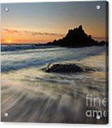 Fogarty Tides Acrylic Print by Mike  Dawson