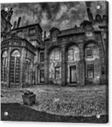 Fonthill Castle  Acrylic Print by Susan Candelario