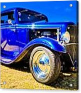 Ford Coupe Hot Rod Acrylic Print by motography aka Phil Clark