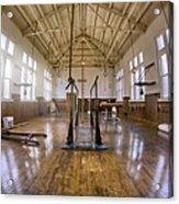 Fordyce Bathhouse Gymnasium - Hot Springs - Arkansas Acrylic Print by Jason Politte