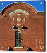 Forgotten Brewery Acrylic Print by Luther   Fine Art