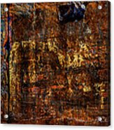 Foundation Six Acrylic Print by Bob Orsillo