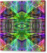 Fourth Dimension Ap130511-22 Acrylic Print by Wingsdomain Art and Photography