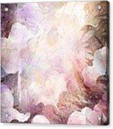 Gabriel Acrylic Print by Rachel Christine Nowicki