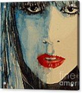Gaga Acrylic Print by Paul Lovering