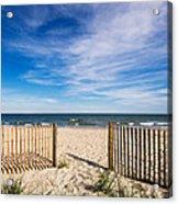 Gateway To Serenity Myrtle Beach Sc Acrylic Print by Stephanie McDowell
