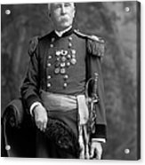 George Sternberg, Us Army Physician Acrylic Print by Science Photo Library