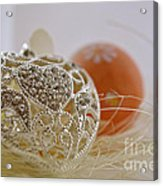 Gift Of Love Acrylic Print by Nicki  Ki