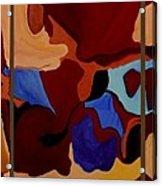 Goliad - Orig Sold Acrylic Print by Paul Anderson
