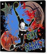 Got Game? Acrylic Print by David G Paul