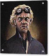 Great Scott Acrylic Print by Richardson Comly