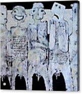 Grego No.1 Acrylic Print by Mark M  Mellon