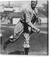Grover Cleveland Alexander 1915 Acrylic Print by Unknown