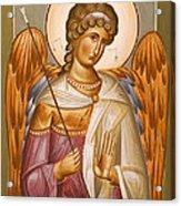Guardian Angel Acrylic Print by Julia Bridget Hayes