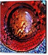 HAL Acrylic Print by Skip Hunt