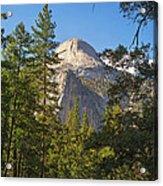 Half Dome Yosemite Acrylic Print by Jane Rix