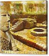 Harrappa Unesco World Heritage Site Acrylic Print by Catf